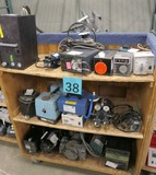 Vacuum Pumps and Transformers: Items on Cart