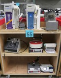 Misc. Lab Equipment Group 5: Items on Cart