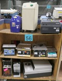Misc. Lab Equipment Group 6: Items on Cart