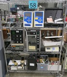 Misc. Lab Equipment Group 8: Items on Cart