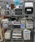 Misc. Lab Equipment: Items on Cart