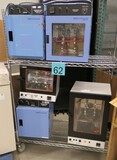 Hybridization Incubators: Robbins and Others, Items on Cart