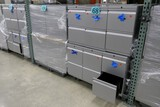 Knoll File Cabinets Group 2: 2-Drawer Pedestal, 36 Items on 3 Pallets