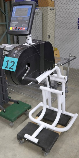 Hand Cycle: Endorphin E4, Item on Dolly
