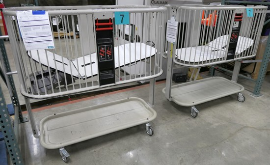 Pediatric Crib Stretchers: Midmark 500 Crib, 2 items