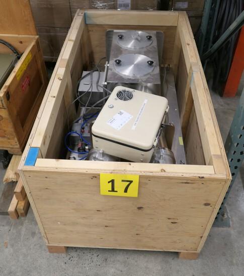 Spectrometer: Acton Research. Item in Crate.