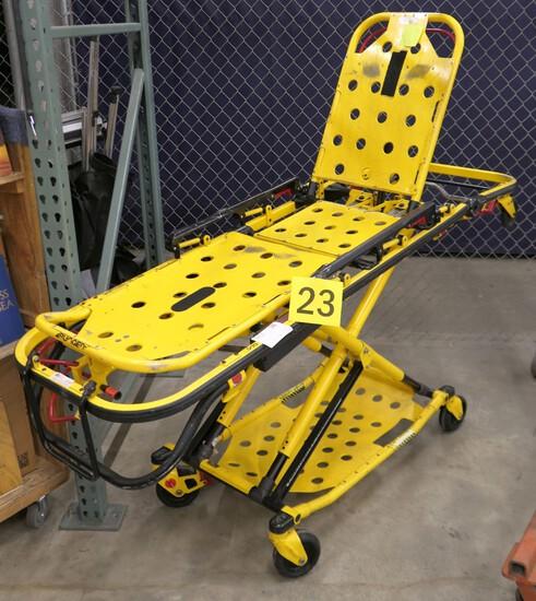 Ambulance Cot: Stryker Rugged LX.