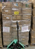 Healthcare Consumables Group J: Medline Disposable Scrub Pants. Items on Pallet.