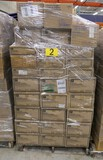 Healthcare Consumables Group B: Scrub Pants, Shirts, Gowns, & Others. Items on Pallet.