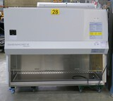 Biological Safety Cabinet: Class II, Baker. 2 Items on 3 Dollies