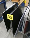 Audio Visual Equipment Group B: 4 Items on Cart.
