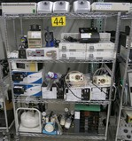 Misc. Lab Equipment Group E: Items on Cart