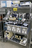 Misc. Lab Equipment Group G: Blood Temperature Controllers, Pipettors and Others, Items on Cart.