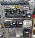 Misc. Printers: Items on Cart.
