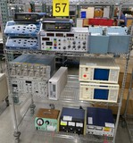Misc. Lab Equipment Group L: Items on Cart.