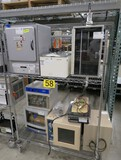 Misc. Lab Equipment Group M: Incubators, Ovens & Others. Items on Cart.