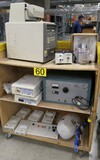 Misc. Lab Equipment Group O: Items on Cart.