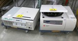 Centrifuges Group 1: Beckman Allegra X-12R & Sorvall RT7. 2 Items on Dollies.