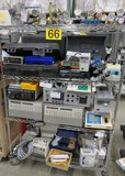 Misc. Lab Equipment Group P: Items on Cart.
