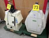 Gel Documentation Equipment: Bio Rad. 2 Items on Dollies.