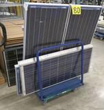 Solar Panels: 6 Items on Cart.
