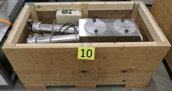 Spectrometer: Acton Research Corp. DA780, Item in Crate