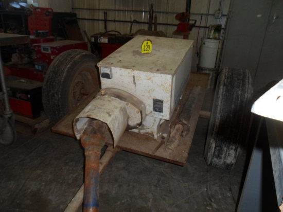 Agro Power PTO Alternator 30 KW