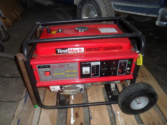 11 Hp 5500 Watt Portable Honda Generator, Gas