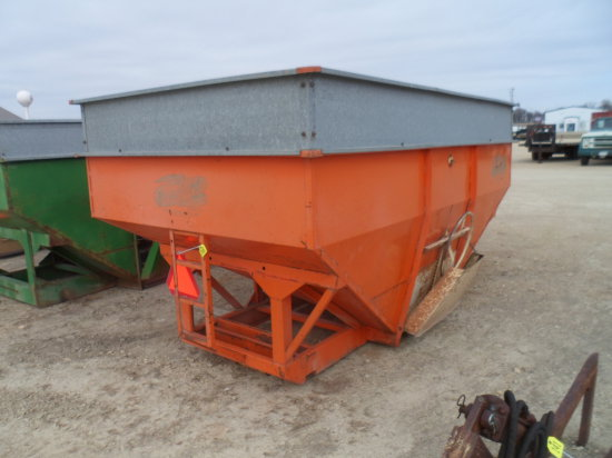 Bradford Gravity Wagon