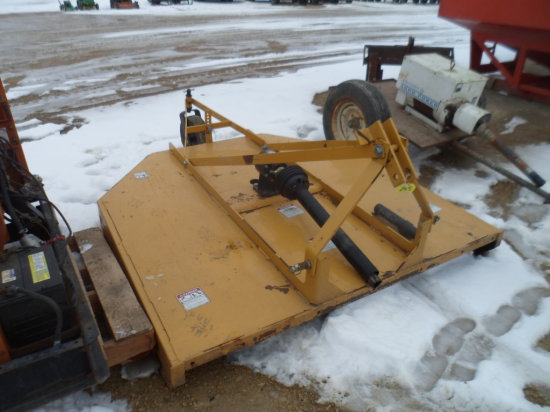 Country Line 6ft Rough -Cut Mower
