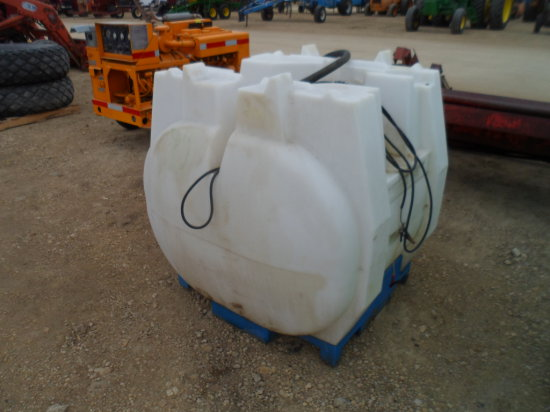 250 Gal Tote with Pump