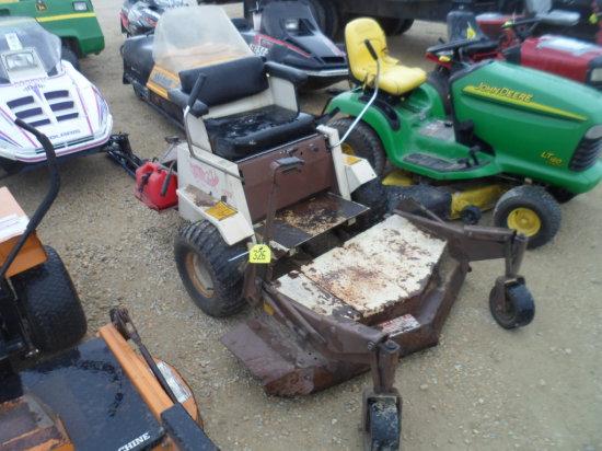 "Grasshopper 1212 Lawn Mower, 44 "" Deck"