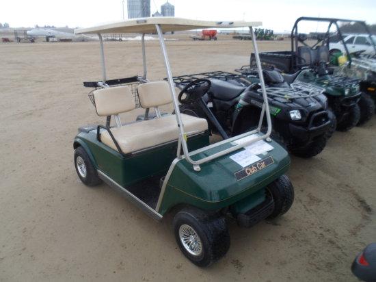 2008 Club Car Golf Cart,  New Batteries 2016 & Charger