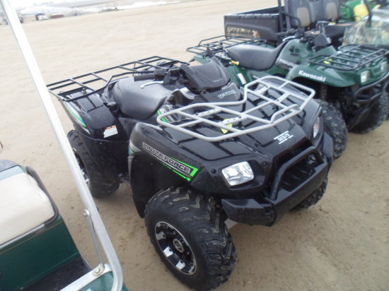 Kawasiki Brute Force 4 Wheeler 650 , 4x4