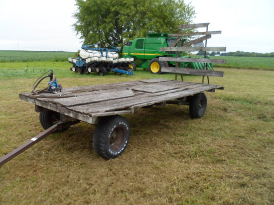 Hay Rack and Gear