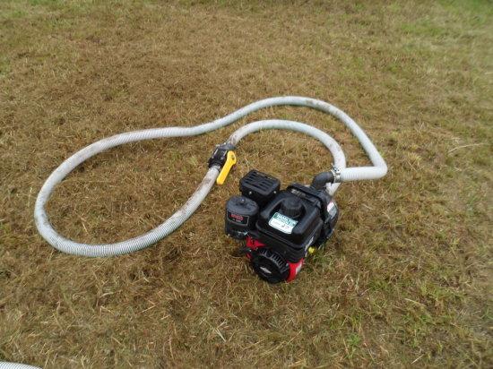 5 hp Transfer Pump Like New
