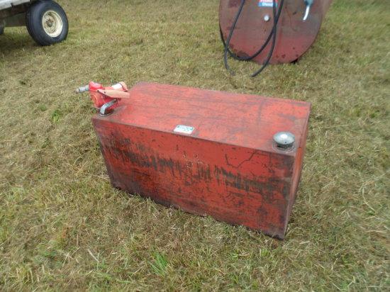 110 gal. Fuel Tank, W/12 volt pump