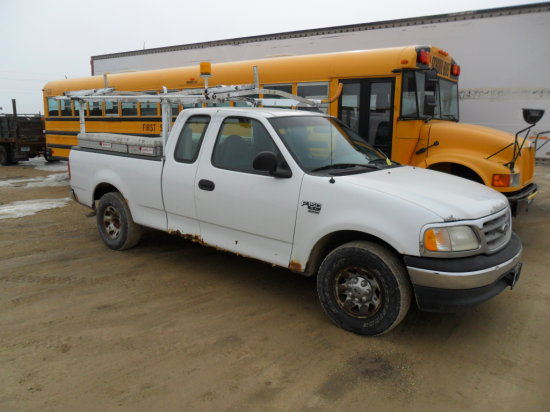 2000 Ford F-150 Pickup, 4x4 Ext. Cab 214,000 miles
