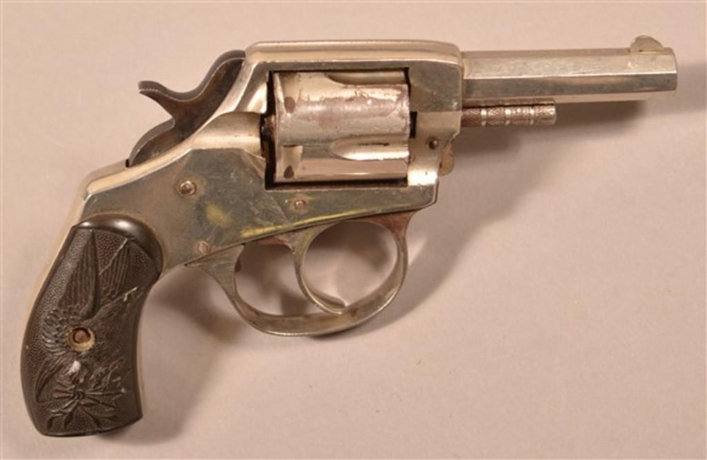 Lot Iver Johnson American Bulldog 32 Revolver Proxibid Auctions