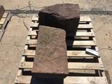 2 sandstone corners