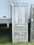 5 Panel Rolling Track Door