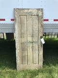 2 Panel Pine Door