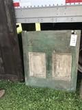 2 Paneled Door