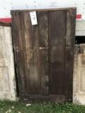 Paneled Door