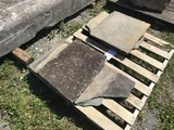 4 Early Paver Stones