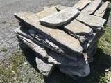 Skid of Limestone Pavers