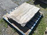 Limestone Sidewalk Slab