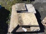 18/19th Cent. Limestone Pavers