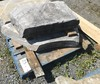 2 Valley Forge Marble Slabs/steps