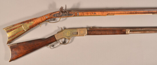 Firearms Auction - Antique, Modern, Collectible